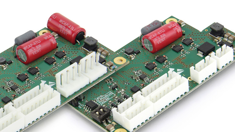 high-performance controller for industrial applications, OEMs, automation, medical devices